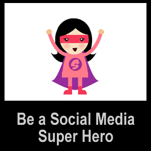 Social Media Super Hero Interactive Planning Guide 2014